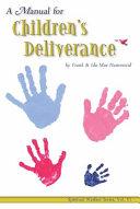 Manual for Childrens Deliverance