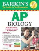 Ap Biology Book PDF
