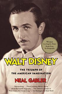 Walt Disney Book