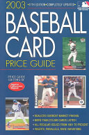2003 Baseball Card Price Guide PDF