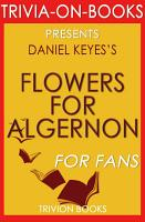 Flowers for Algernon  A Novel by Daniel Keyes  Trivia On Books  PDF