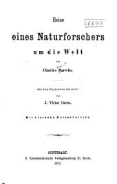 Reise eines Naturforschers um die Welt
