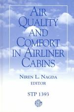 Air Quality and Comfort in Airliner Cabins