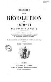 Histoire de la révolution de 1870-1871