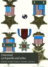 Universal Cyclopædia and Atlas: Volume 5