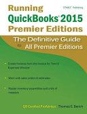 Running QuickBooks 2015 Premier Editions