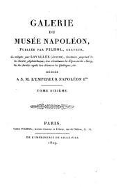 Galerie du Musée Napoléon: Volume6