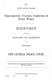 Reports on Public Buildings: Volume 1