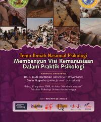 Proceedings Temu Ilmiah Nasional Psikologi PDF