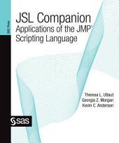 JSL Companion: Applications of the JMP Scripting Language