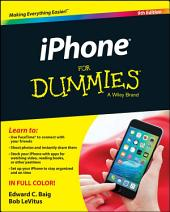 iPhone For Dummies: Edition 9