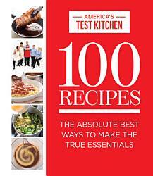 100 Recipes Book PDF