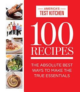100 Recipes Book