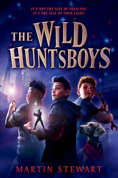 Download The Wild Huntsboys Book