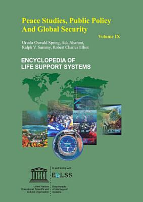 PEACE STUDIES  PUBLIC POLICY AND GLOBAL SECURITY     Volume IX