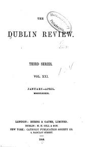 The Dublin Review: Volume 104