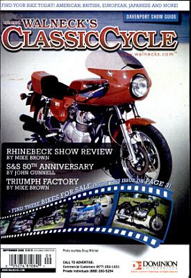 Walneck S Classic Cycle Trader September 2008