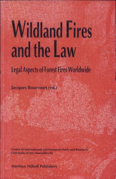 Download Wildland Fires and the Law Book