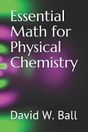 Essential Math for Physical Chemistry PDF