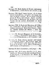 Notizie Istoriche Dei Contorni Di Firenze: Dalla Porta A San Gallo Fino Alla Città Di Fiesole, Volume 3