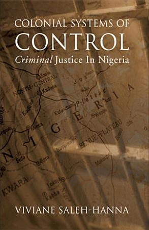 Colonial Systems of Control PDF