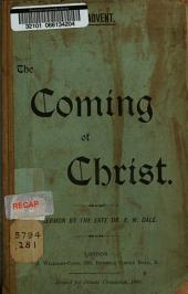 Coming of Christ