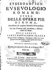 Della pietà romana