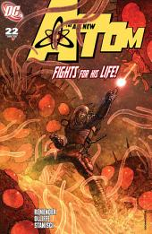 The All New Atom (2006-) #22