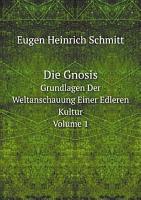 Die Gnosis PDF