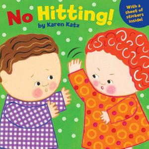 No Hitting! Book