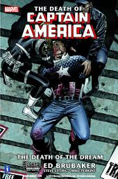 Captain America: The Death of Captain America Vol. 1 - Death of the Dream