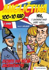 Angličtina – zlomte své věčné začátečnictví: 100+10 jednoduchých rad, jak na angličtinu efektivně a bez stresu - 2. vydání