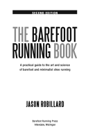 The Barefoot Running Book Second Edition  A Practical Guide to the Art and Science of Barefoot and Minimalist Shoe Running PDF