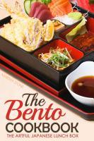 The Bento Cookbook PDF