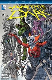 Justice League Dark Annual (2012-) #2