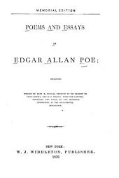 Poems and Essays of Edgar Allan Poe: Including Memoir