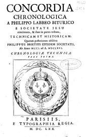 Concordia chronologica