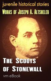 The Scouts of Stonewall: juvenile historical stories