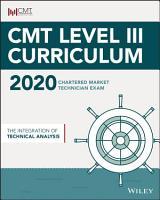 CMT Level III 2020 PDF