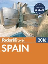 Fodor's Spain 2016