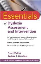 Essentials of Dyslexia Assessment and Intervention PDF