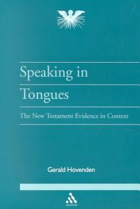 Speaking in Tongues PDF