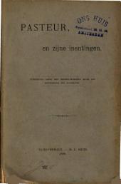 Pasteur, en zijne inentingen