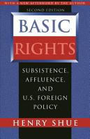 Basic Rights PDF