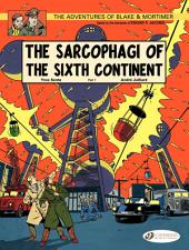 Blake & Mortimer - Volume 9 - The Sarcophagi of the Sixth Continent