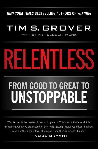 Relentless Pdf Book