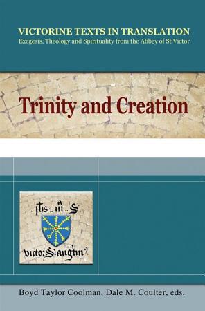 Trinity and Creation PDF