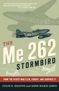 The Me 262 Stormbird PDF