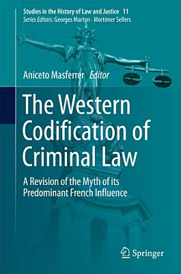 The Western Codification of Criminal Law PDF