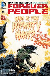 Infinity Man and the Forever People (2014-) #9